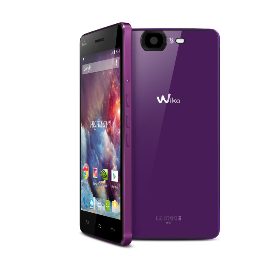Wiko Highway 4G: il video dello smartphone LTE | Mondo3