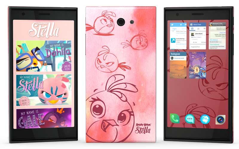 Jolla Angry Birds Stella Limited Edition