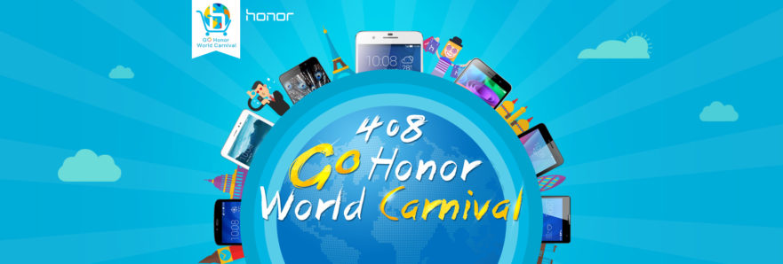8 aprile 2015: Go Honor World Carnival