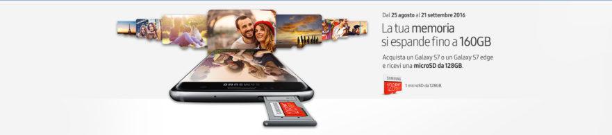 Promo Samsung La tua memoria si espande: micro SD gratis