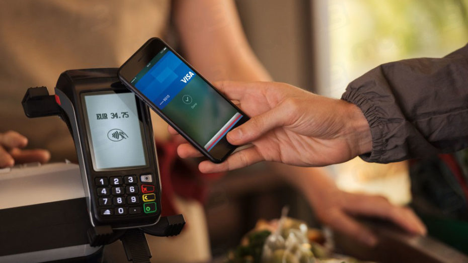 Apple Pay con Visa Italia