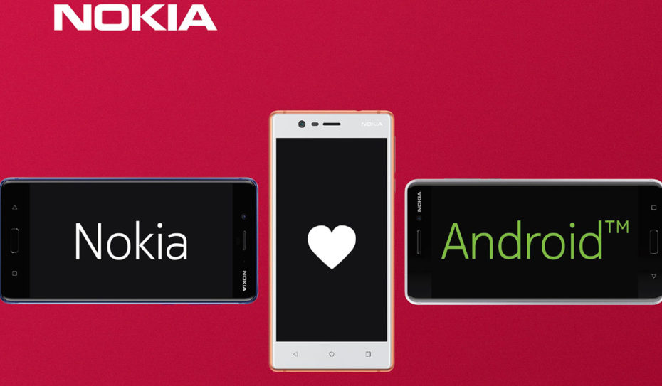 Nokia ❤️ Android