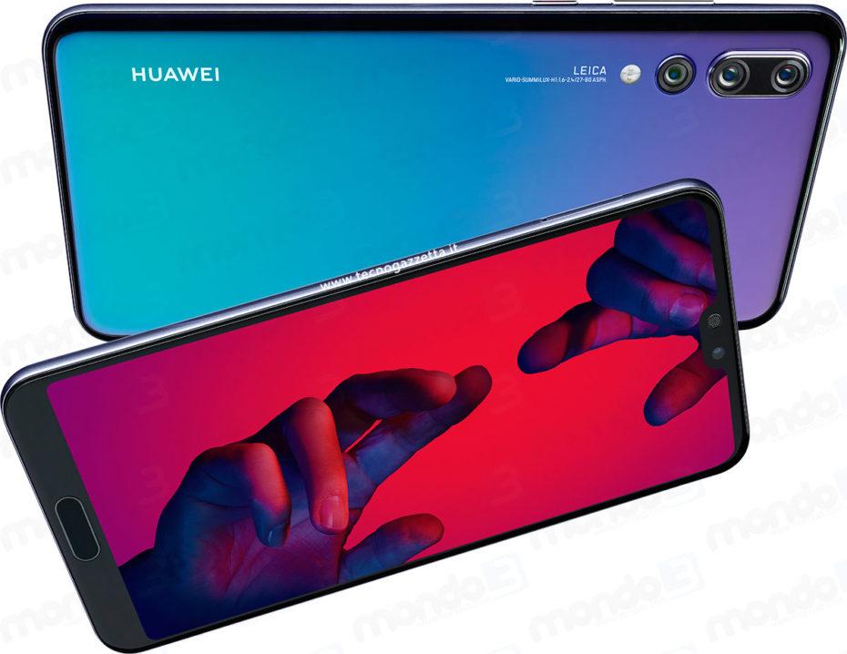 Huawei P20 e P20 Pro