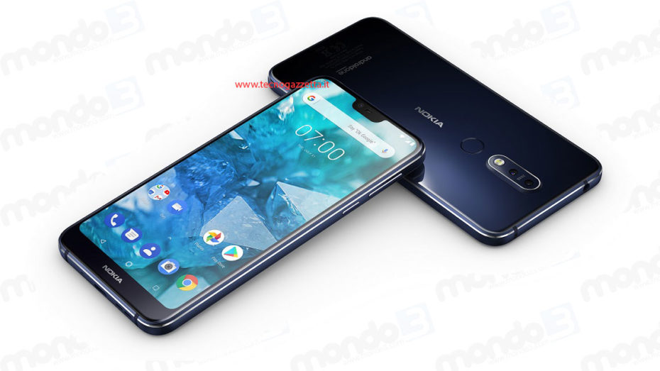 HMD - Nokia 7.1