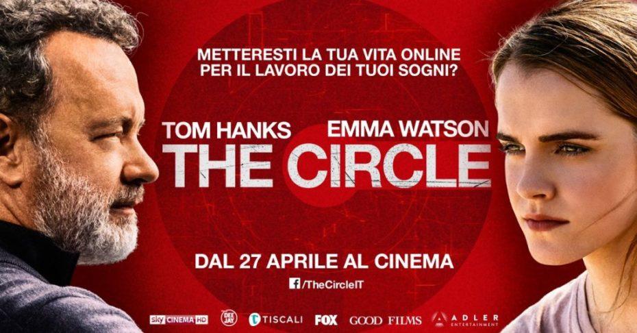 The Circle locandina poster italiano