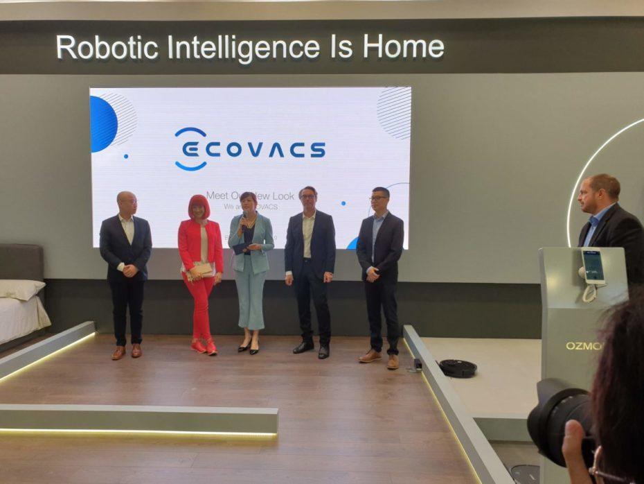 ECOVACS ROBOTICS a IFA 2019