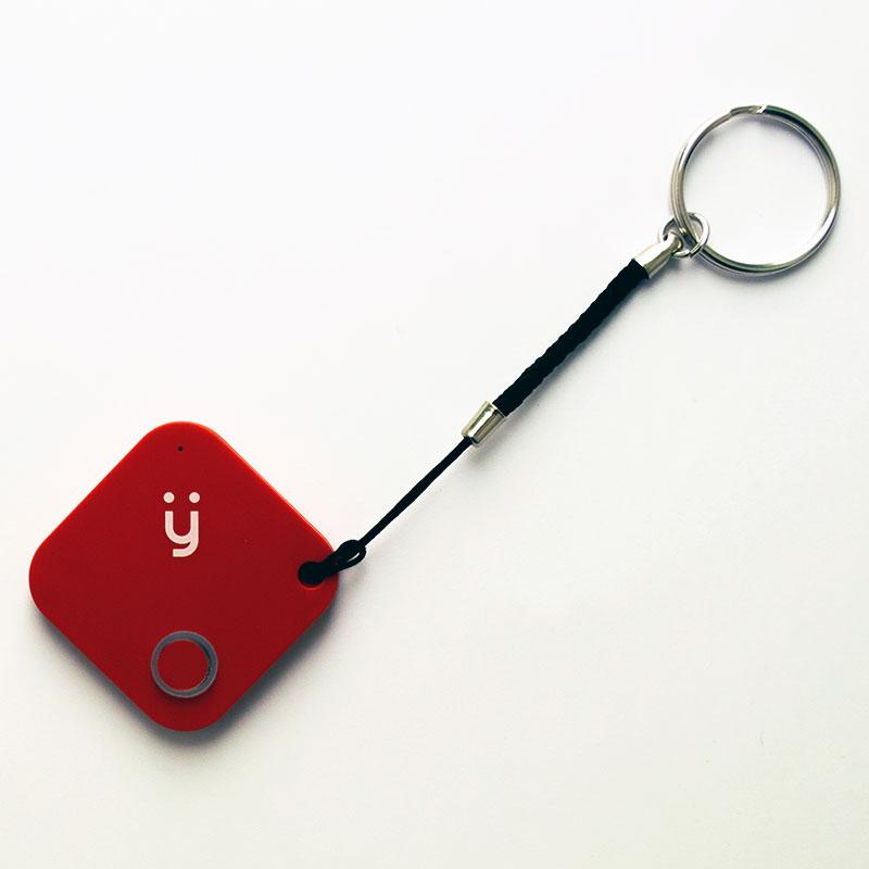 MyMi: il tracker-portachiavi incluso